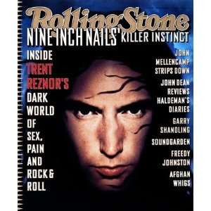 Trent Reznor, 1994 Rolling Stone Cover Poster by Matt