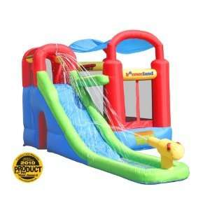 Combo Inflatable Bounce House Water Slide,Include Blower,WHY Rent ONE