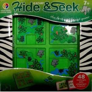 Hide and Seek Puzzle Game Board Toys & Games