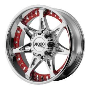 Moto Metal MO961 20x10 Chrome Wheel / Rim 6x5.5 with a  24mm Offset