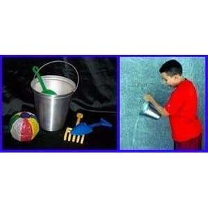 Beach Bucket Lota   General / Stage Magic trick Toys