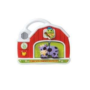 Fridge Farm Magnetic Animal Set; no. LFC10110