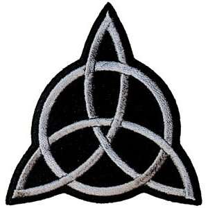 LED ZEPPELIN JONES TRINITY SYMBOL EMBROIDERED PATCH