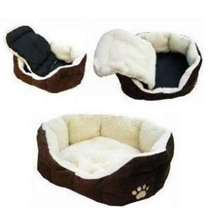 Dog Bed Luxury Pet Bed Cashmere like Soft Luxury Warm Dog Bed