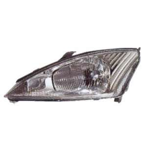 Ford Focus except SVT Headlight Assembly Driver Side