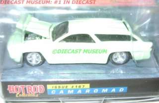 CAMAROMAD CHEVY CAMARO RC HOT ROD DIECAST VERY RARE
