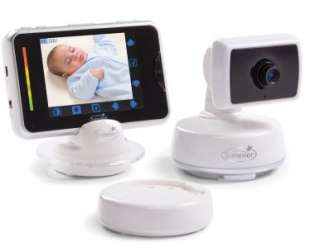 SUMMER INFANT BABY TOUCH DIGITAL COLOR VIDEO MONITOR CHILD SECURITY