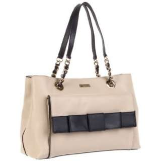 Kate Spade New York Bow Bridge Helena Shoulder Bag,Cement,One Size