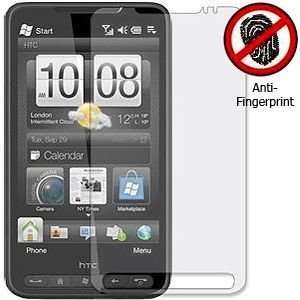 HTC HD2 Anti Glare Screen Protector Film Cell Phones