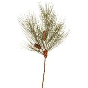 of 12 Natchez Pine Artificial Christmas Sprays 28