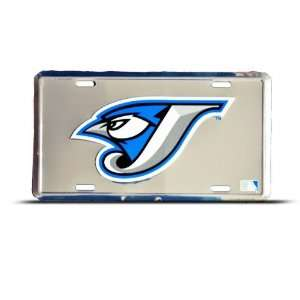 Toronto Blue Jays Mlb Metal Sport License Plate Wall Sign