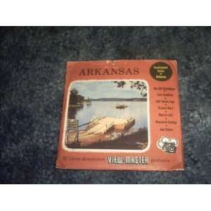 Arkansas View Master Reels A440 SAWYERS Books