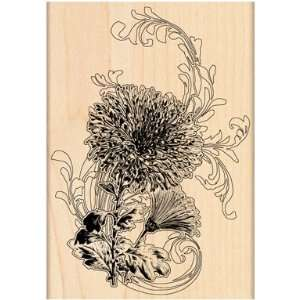 Penny Black Rubber Stamp 3.5X5 Resplendent Arts, Crafts