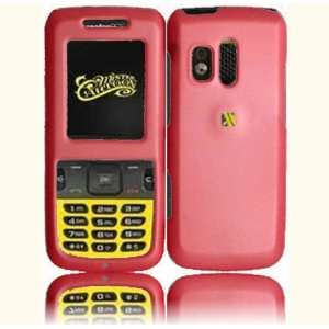 Hot Pink Hard Case Cover for Samsung Messager R450 R451C