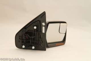 & Passenger Set Pair Heat Turn Signal Power Side View Mirror
