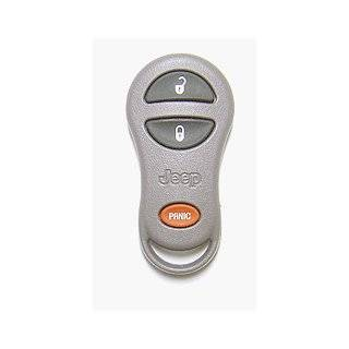 Keyless Entry Remote Fob Clicker for 2004 Jeep Grand Cherokee   Memory