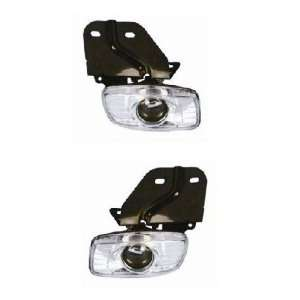 1999 2000 CADILLAC ESCALADE PAIR OF FOG LIGHTS (RIGHT