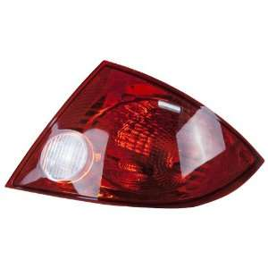 OE Replacement Chevrolet Cobalt Passenger Side Taillight