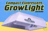 HYDROFARM 125 WATT FLUORESCENT GROW LIGHT SYSTEM FLCO125D 638104519038