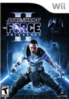 Wii   Star Wars The Force Unleashed II   By Lucas Arts