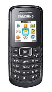 E1086 BLACK UNLOCKED GSM PHONE ATT AND T MOBILE 8808993871957