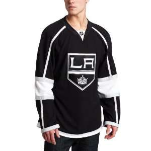 NHL Mens Los Angeles Kings Team Color Authentic Jersey