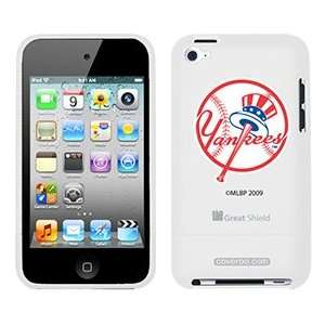New York Yankees Yankees on iPod Touch 4g Greatshield Case