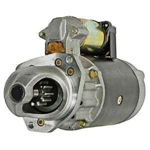 This is a Brand New Aftermarket Starter Fits Hino, John