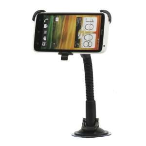HTC One X Custom Fit Car Mount Kit Cell Phones & Accessories