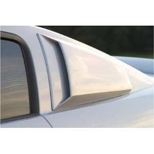 Xenon 12760 05 10 Ford Mustang Quarter Window Side Scoops