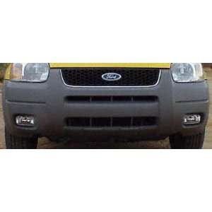 01 04 FORD ESCAPE FRONT BUMPER COVER SUV, Titanium(Light