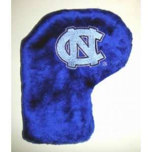 UNC North Carolina Tarheels Plush embroidered putter or any golf club