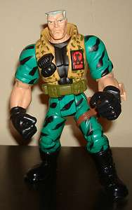 1998 Hasbro SMALL SOLDIERS CHIP Action Figure TOY Movie Figurine