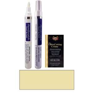Oz. Gold Leaf Pearl Metallic Paint Pen Kit for 2013 Lincoln MKT (UP