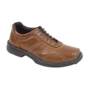 Soft Stags PLAN VEGA TAN Mens Plan Oxford in Tan Baby