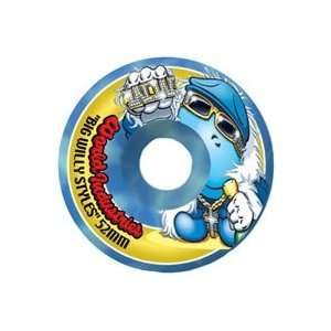 World Industries Big Willy Style 54mm Wheels Sports