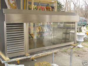 Counter top Refrigerated Display case 60, Mint conditi