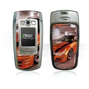 for Samsung E720   BMW 3 series Touring Design Folie Electronics