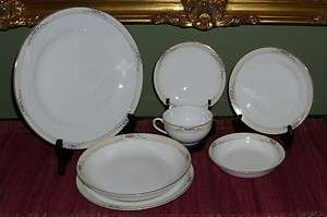 Vintage Noritake Nippon The Celtic ~7 Piece Set ~ Hand Painted