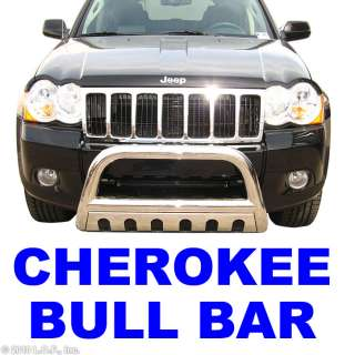 Bull Bar Guard Stainless S/S JEEP GRAND CHEROKEE 05 07