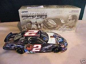 NEW RUSTY WALLACE 124 2005 DODGE CHARGER RACE CAR