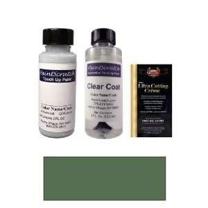 2 Oz. Rally Green Metallic Paint Bottle Kit for 1969 AMC