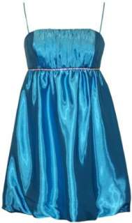 Bubble Mini Dress Prom Bridesmaid Holiday Formal Gown Clothing
