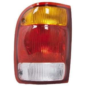 OE Replacement Ford Ranger Driver Side Taillight Assembly