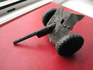 WWI or WWII German Iron Tin Toy Cap Gun Machine HAUSSER
