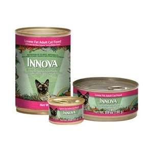 Innova Lower Fat Canned Cat Food 3 oz (24 in case)