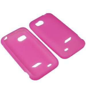 AM Soft Sleeve Gel Cover Skin Case for Verizon HTC Rezound