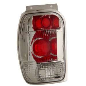 FORD EXPLORER 98 01 TAIL LIGHTS CHROME Automotive