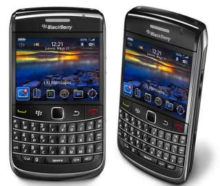 NEW BLACKBERRY 9700 BOLD UNLOCKED GSM WIFI 3.2MP BLACK CELL PHONE