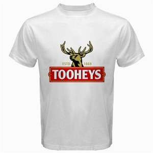 Tooheys Beer Logo New White T Shirt